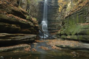 The Dells in Matthiessen State Park