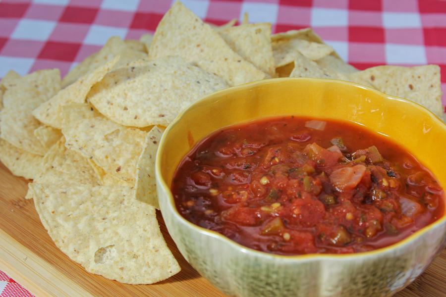 My best sweet salsa