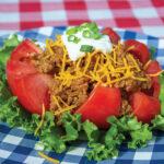 Turkey Taco Tomato