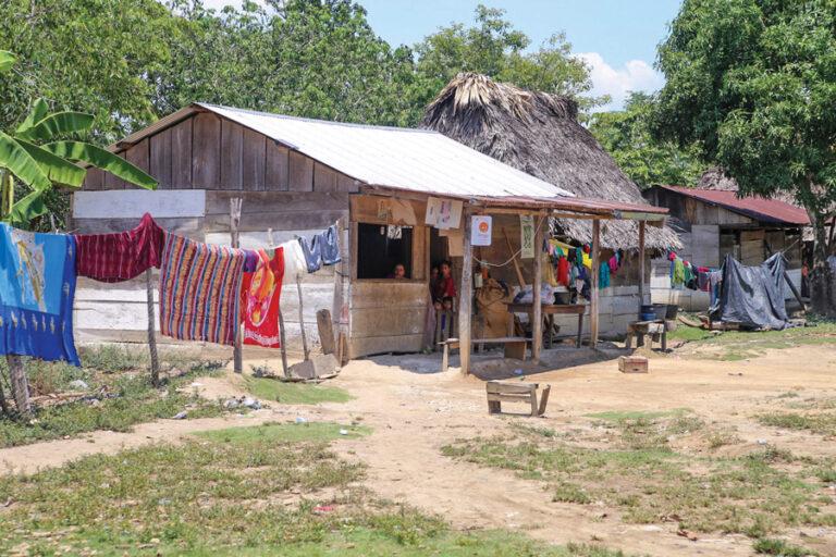 Village in Guatamala
