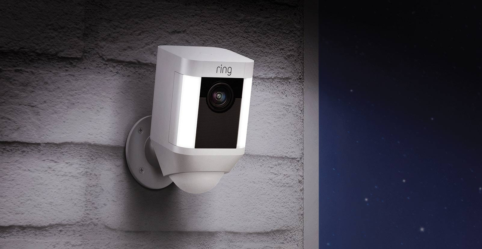 Ring Spotlight security