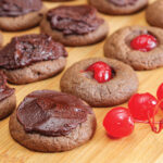 Chocolate Covered Surprise Cookies
