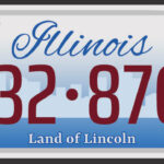 Illinois-License-Plate