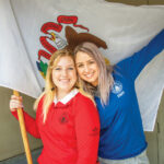 YLC reps and IL flag