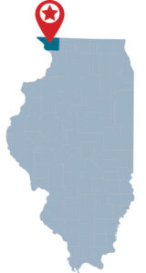 Illinois-Map-Galena