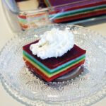 Seven Layer Jello Salad