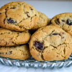 My Mother's Jumbo Raisin Cookies