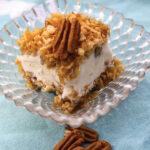 Frozen Butter Pecan Dessert