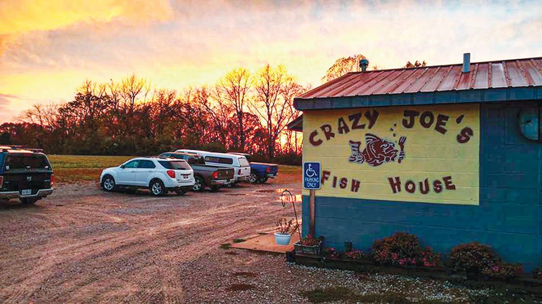 Crazy Joe's Fish House