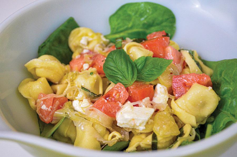 Gourmet Tortellini Salad