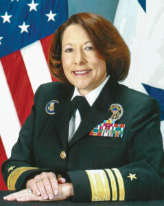Vice Admiral Brown