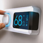 Thermostat-home energy