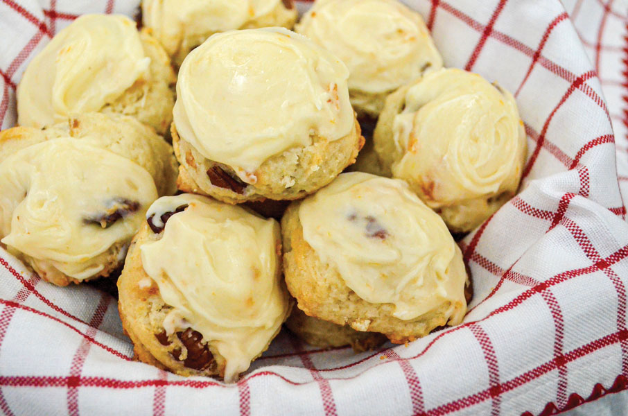Frosted-Apricot-Cookies