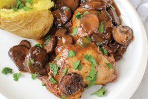 Mushroom-Chicken-Marsala