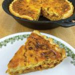 Zweibelkuchen(Onion Pie)