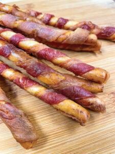 Bacon Breadsticks